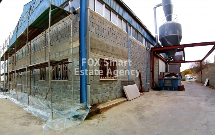 For Rent Warehouse 750 sq,m at Pera Chorio Industrial area