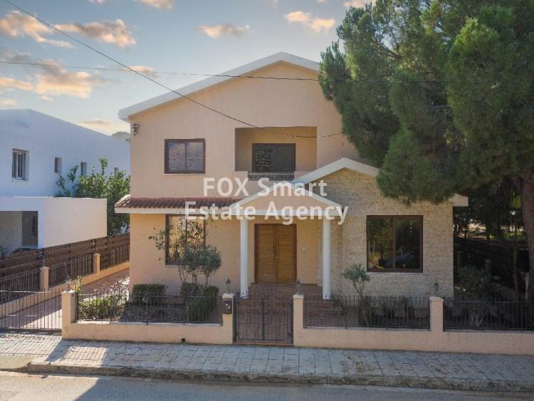 For Sale Luxury 4 Bedroom Detached House in Lakatameia, Nicosia