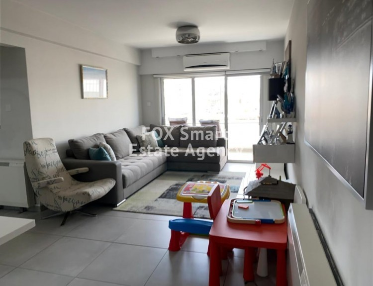 For Sale 3 Bedroom Top floor Apartment in Chrysopolitissa area, Chrysopolitissa, Larnaca
