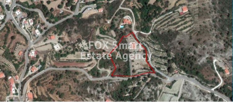 Residential Land in Louvaras, Limassol