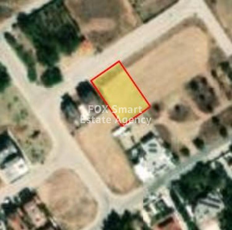For Sale Large Residential Plot 724sq.m in Dali, Nicosia