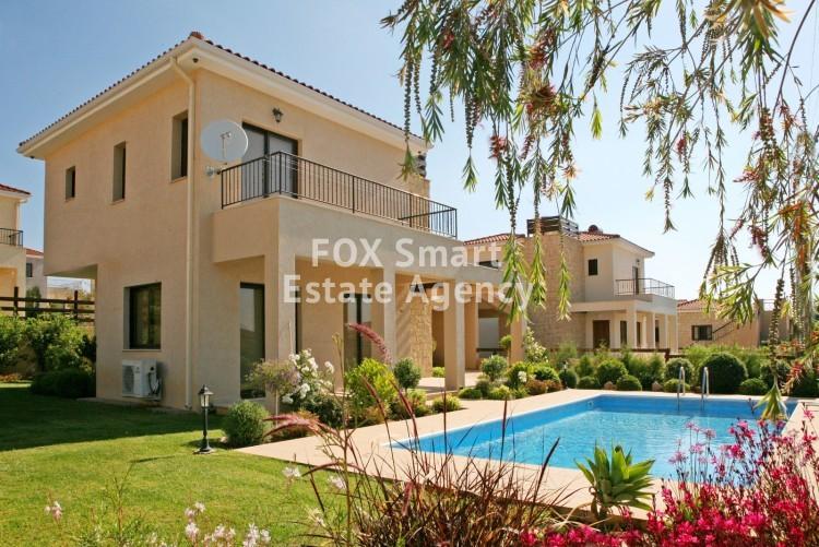 For Sale 3 Bedroom Detached House in Souni , Souni-zanakia, Limassol