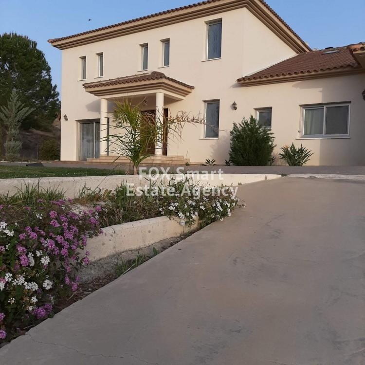 For Rent 4 Bedroom Ground floor House in Mathiatis, Nicosia