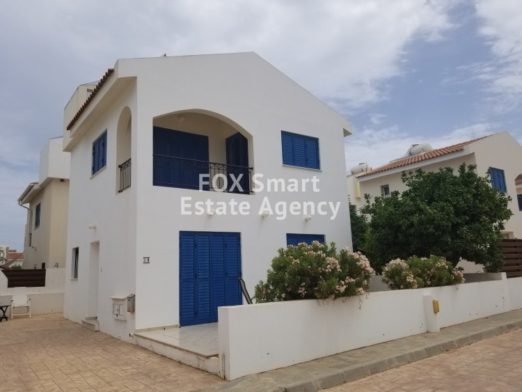For Sale 2 Bedroom Detached House, with TITLE DEEDS, in Agia Triada, Famagusta