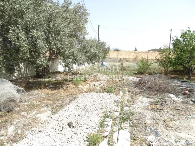 Residential Land in Alaminos, Larnaca