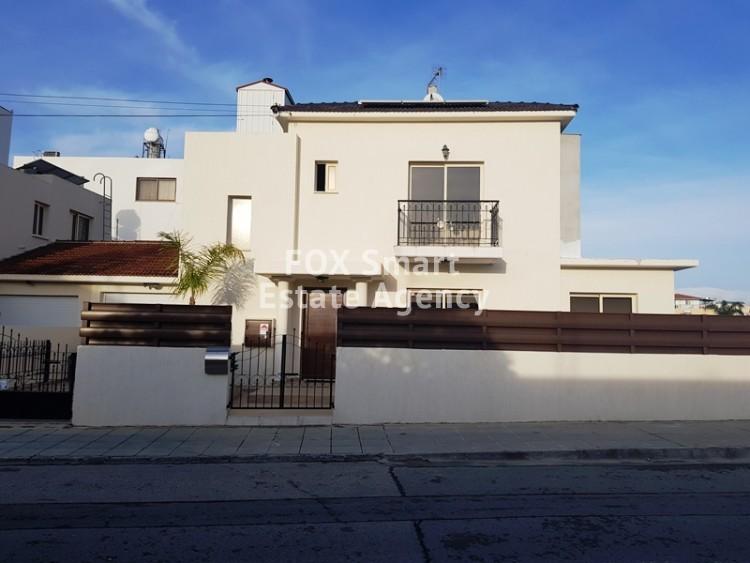 For Sale 3 Bedroom Semi-detached House in Kato polemidia, Limassol