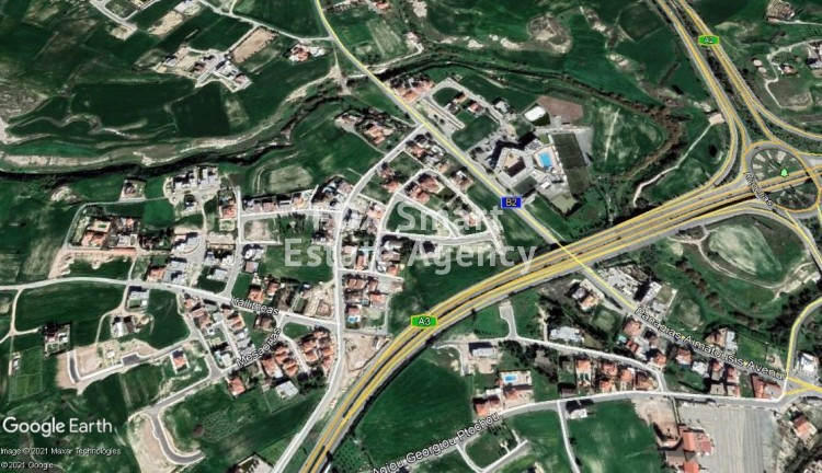 Plot of 805m² for Sale in Aradippou (Pascal area), Larnaca