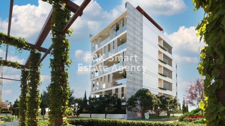 For Sale 5 Bedroom Luxury Apartment in Dasoupolis, Nicosia