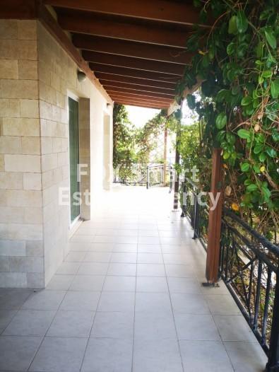 To Rent 3 Bedroom Ground floor (2-floor building) House in Kato pafos , Paphos