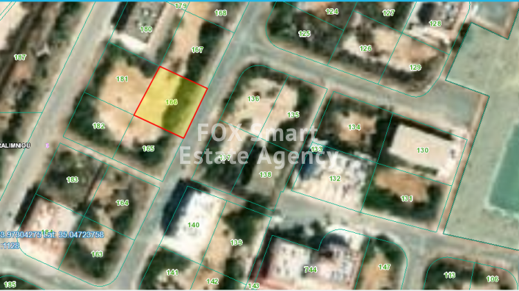 Residential Plot in Paralimni, Famagusta