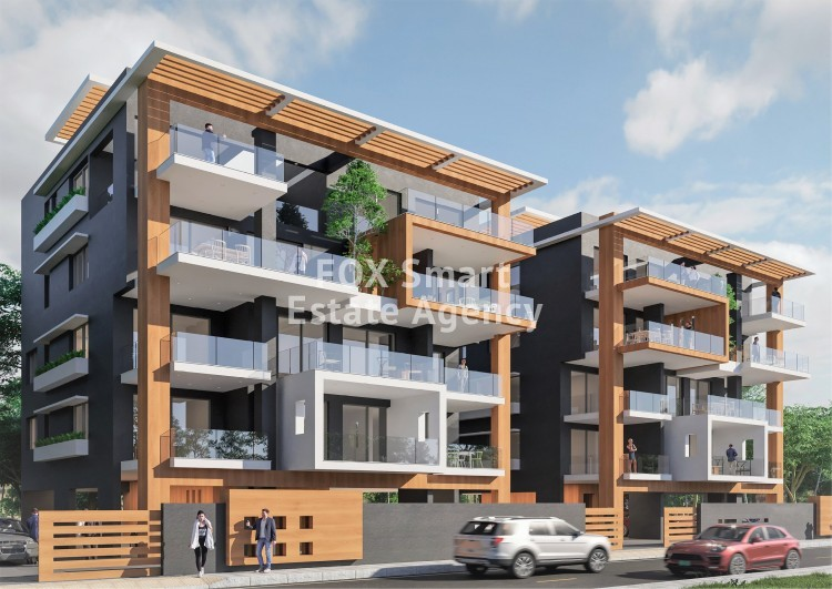 For Sale 1 Bedroom Luxurious Apartments in Port Area, Larnaca