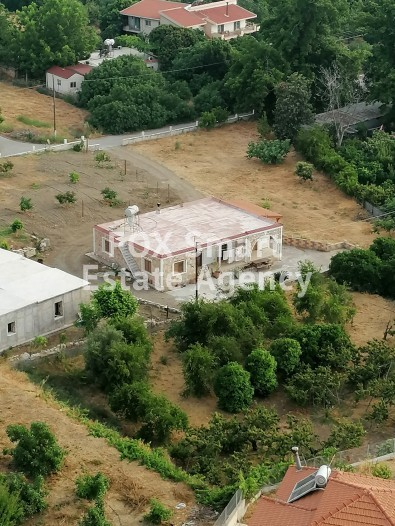 For Sale 4 Bedroom Ground-floor Detached House in Kato Pyrgos, Nicosia