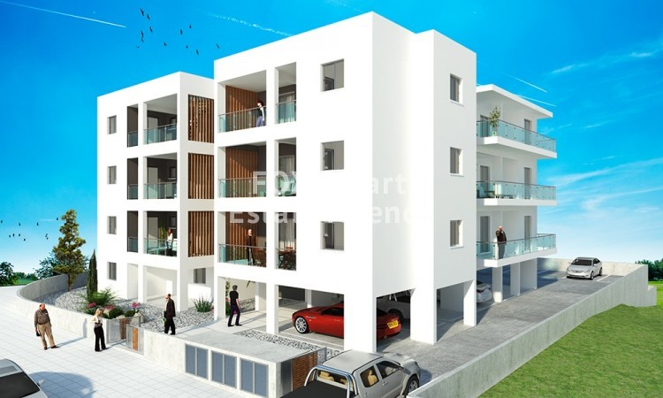 For Sale 2 Bedroom Top floor Apartment in Agios athanasios, Limassol