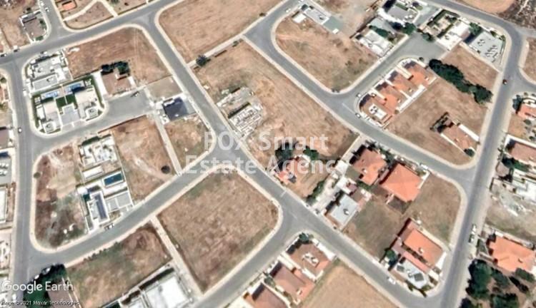 Plot of 519m² for Sale in Kiti, Larnaca