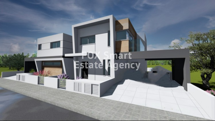 For Sale 3 Bedroom Detached House in Latsia, Nicosia