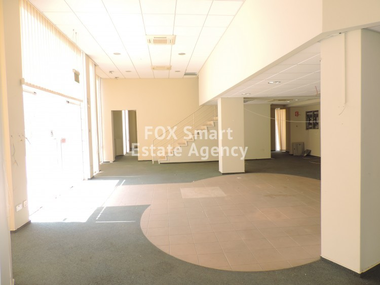For Rent Shop in Agios Andreas, Nicosia