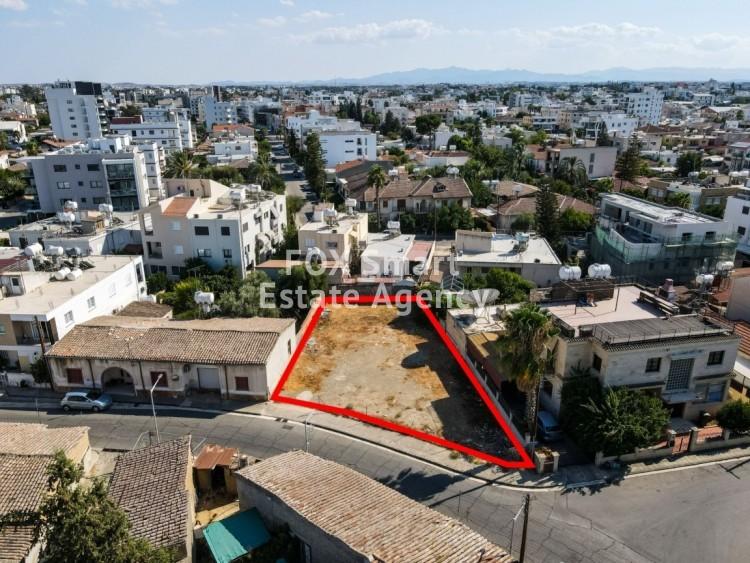 For Sale Residential Plot in Agios Dometios, Nicosia