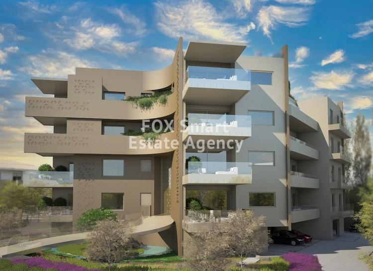 For Sale 1 Bedroom Apartment in Makedonitissa, Nicosia