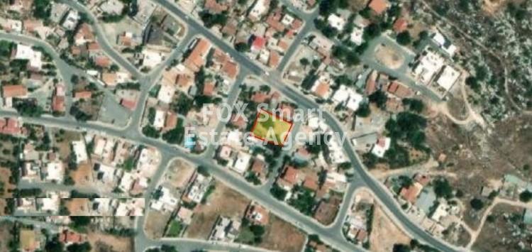 Residential Plot in Trachoni , Trachoni Lemesou, Limassol