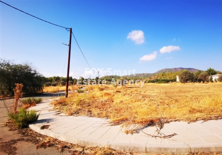 For Sale 590 sq.m. Residential Plot at a beautiful green environment in Sia