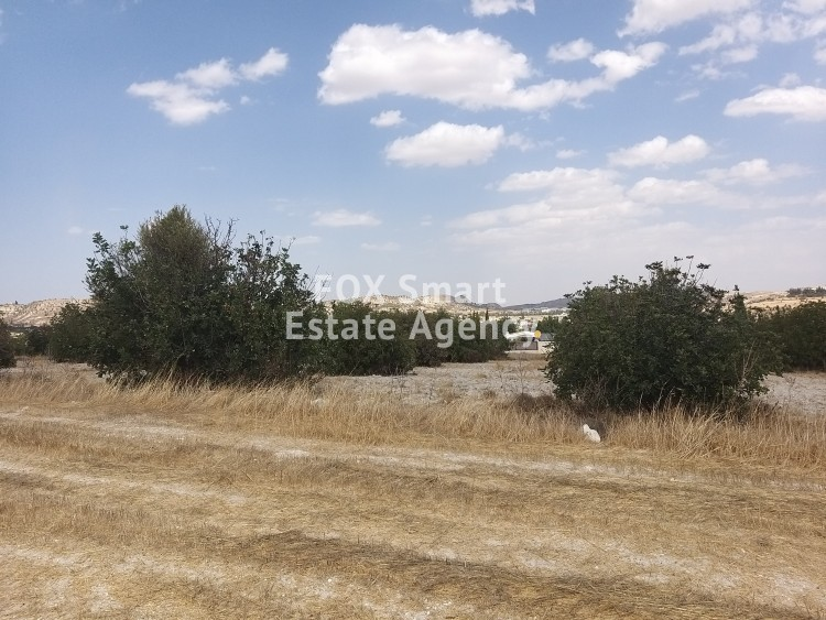 For Sale Residential Land in Alampra, Nicosia