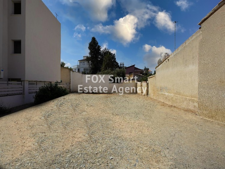 For Sale Residential Plot in Strovolos, Nicosia