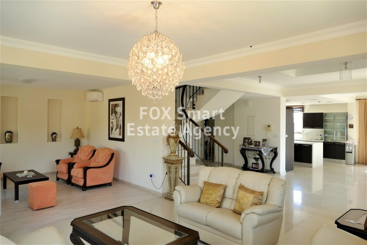 For Rent Magnificent 5 Bedroom Detached House in Strovolos, Nicosia