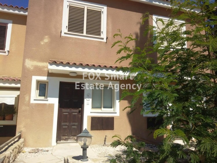 For Sale 2 Bedroom Maisonette House in Kato pafos , Paphos