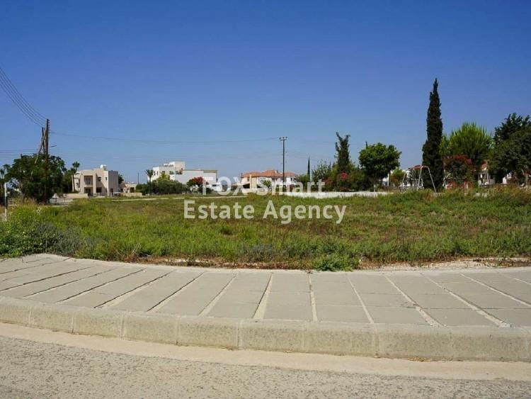 Residential Plot in Kiti, Larnaca