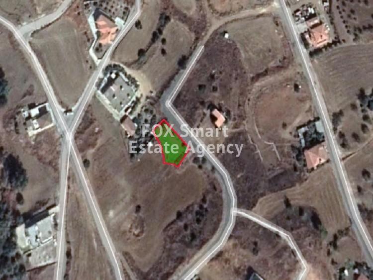 For Sale Residential Plot in Klirou, Nicosia