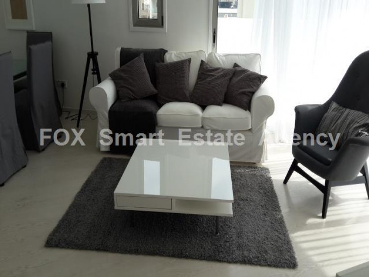 To Rent 3 Bedroom Top floor Apartment in Arc. makarios iii , Larnaca