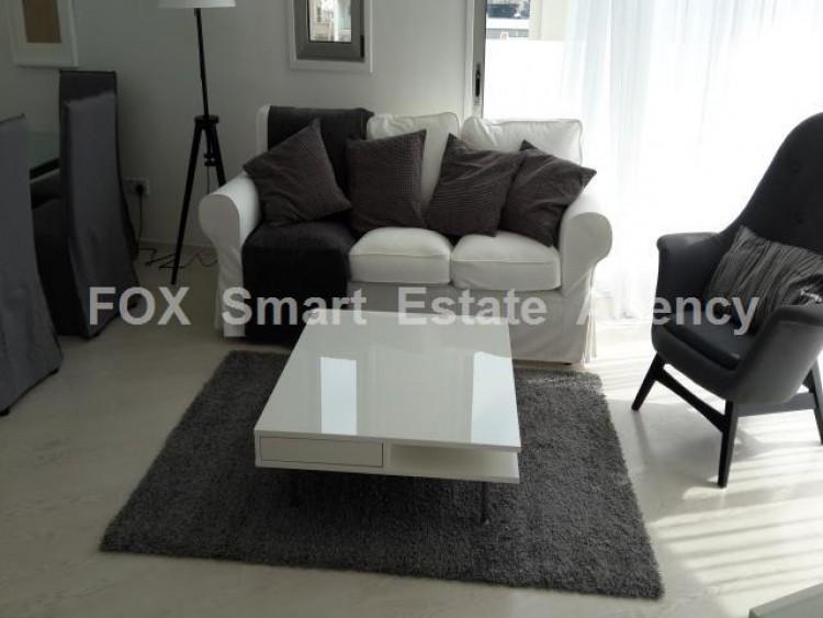 To Rent 3 Bedroom Top floor Apartment in Arc. makarios iii , Larnaca