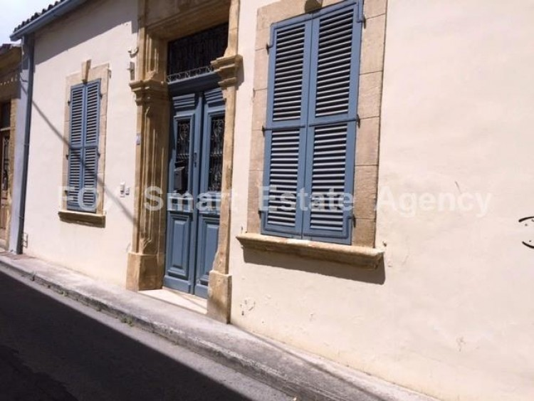 To Rent 2 Bedroom Maisonette House in Taxtelkale, Nicosia Centre, Nicosia