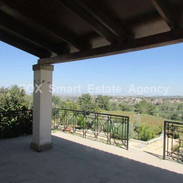 To Rent 5 Bedroom Detached House in Kalo chorio orinis, Kalo Chorio Oreinis, Nicosia