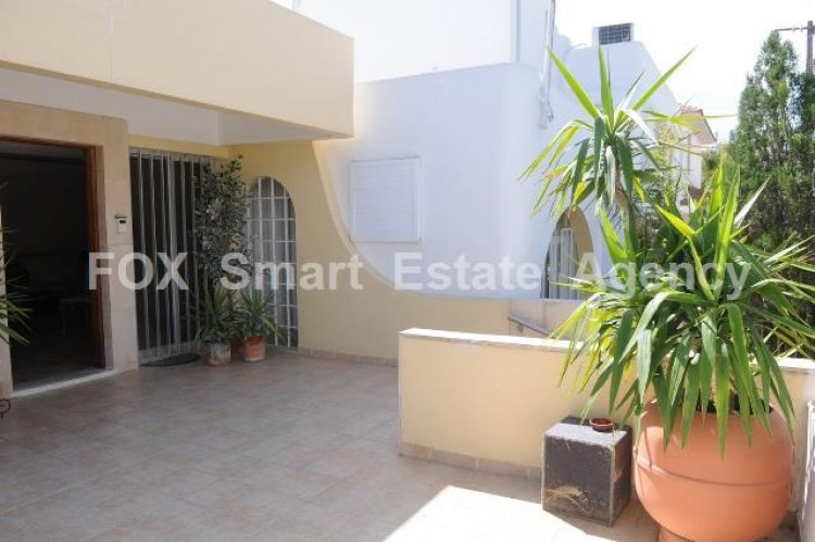 To Rent 3 Bedroom Semi-detached House in Aglantzia, Nicosia