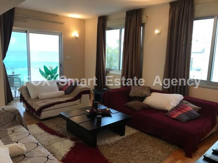 To Rent 2 Bedroom Apartment in Agios tychon, Limassol