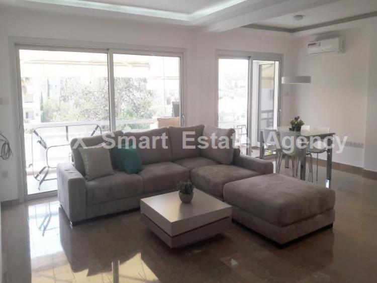 To Rent 4 Bedroom Apartment in Potamos germasogeias, Limassol
