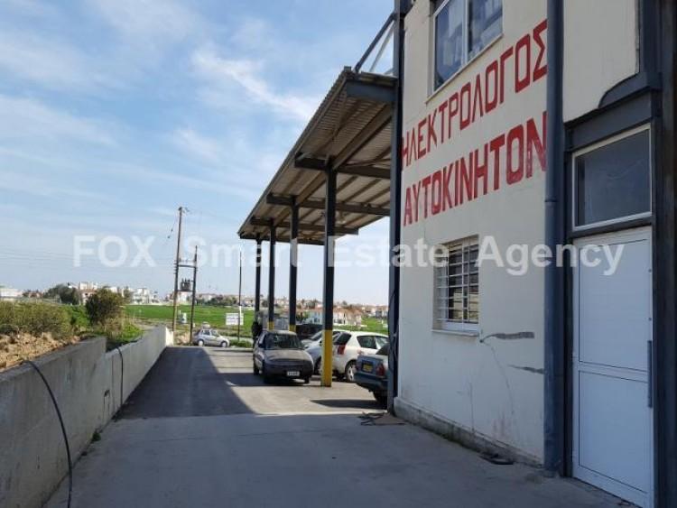 Warehouse, Factory in Vlachos, Aradippou, Larnaca