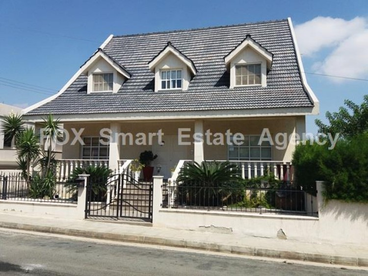 To Rent 5 Bedroom Detached House in Trachoni , Trachoni Lemesou, Limassol