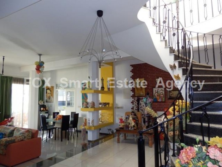 To Rent 3 Bedroom Detached House in Makedonitissa, Nicosia