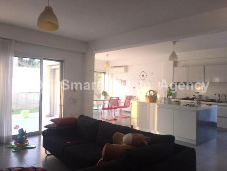 To Rent 5 Bedroom Semi-detached House in Potamos germasogeias, Limassol