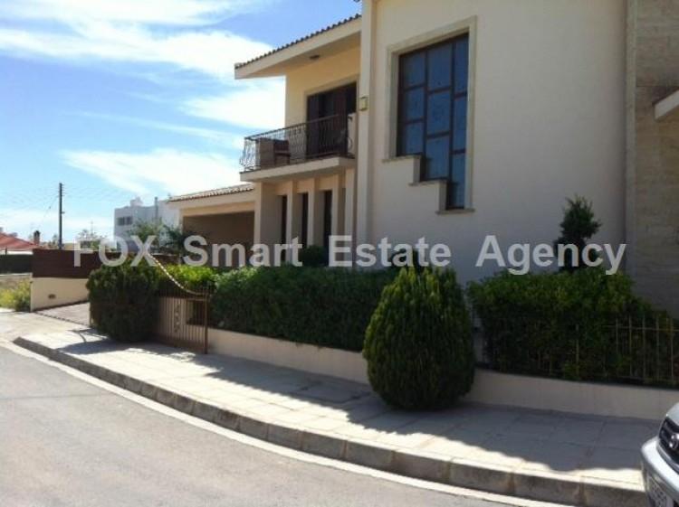 To Rent 4 Bedroom Detached House in Kallithea, Nicosia