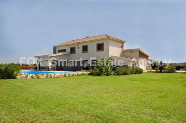 For Rent Luxury 5 Bedroom Detached House in Agioi Trimithias, Nicosia