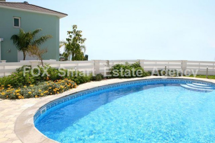 To Rent 4 Bedroom Detached House in Amathounta, Limassol
