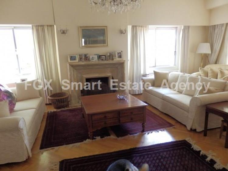 To Rent 4 Bedroom Detached House in Engomi, Nicosia