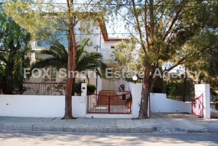 To Rent 3 Bedroom Detached House in Aglantzia, Nicosia