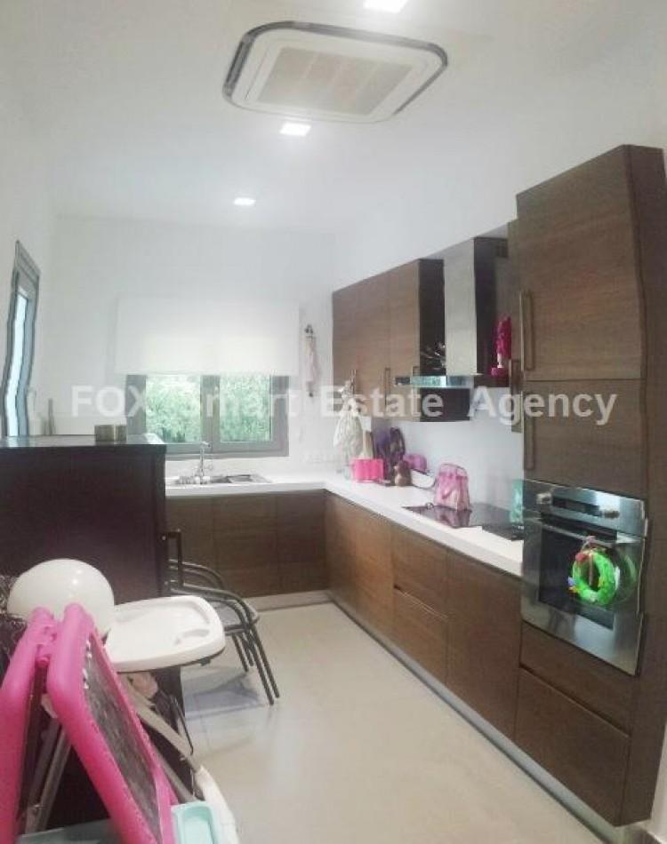 To Rent 4 Bedroom Detached House in Agioi trimithias, Nicosia