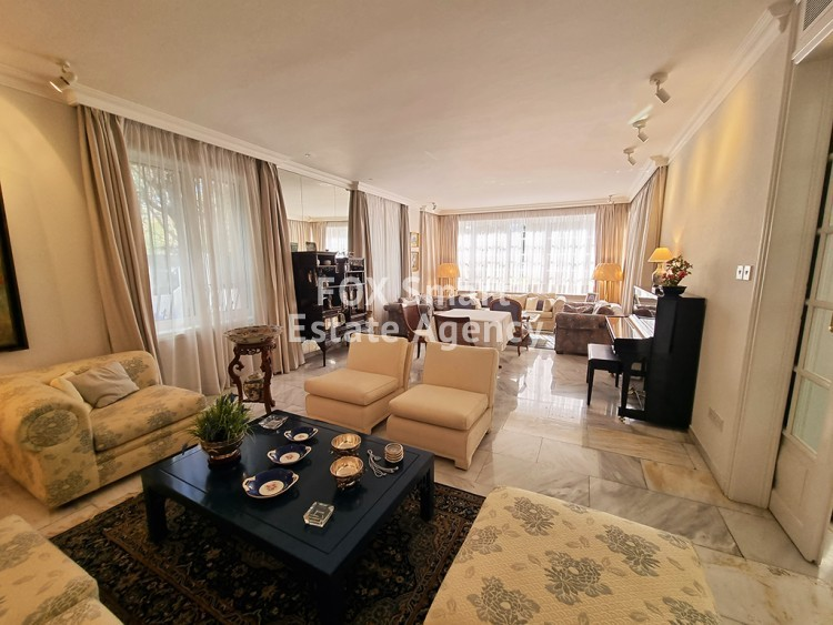 For Rent 5 Bedroom Detached House in Agios Andreas, Nicosia