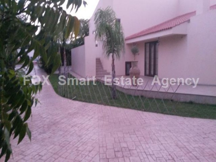 To Rent 5 Bedroom Detached House in Deftera, Nicosia
