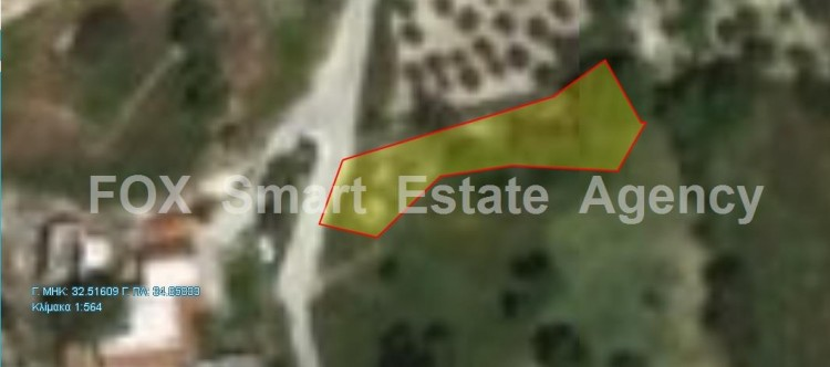 Plot in Letymvou, Paphos
